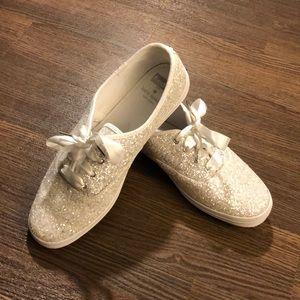 Kate Spade ♠️ x Keds Champion Glitter Sneaker 9